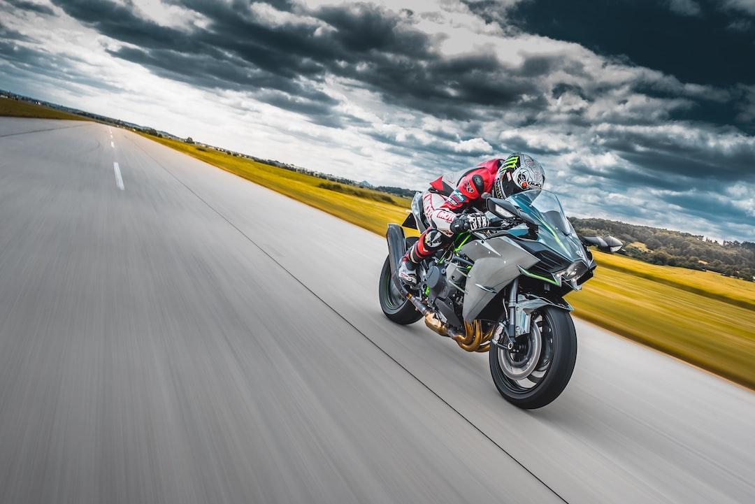 Speedtest Kawasaki H2R