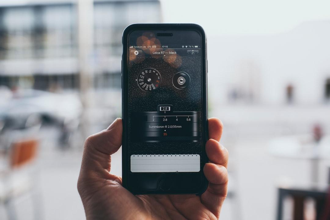 PhotoExif app –helpful tool for analog photography – www.photistics.com
