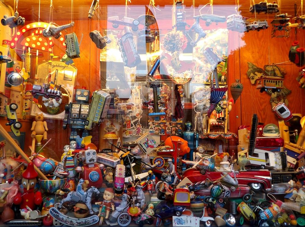 toys lot