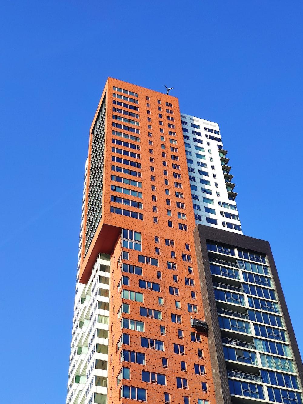 brown concrete building photograph