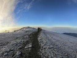 Kilimanjaro Besteigung - Karanga Camp 4035m - Barafu Camp 4640m