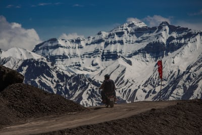 image of spiti valley