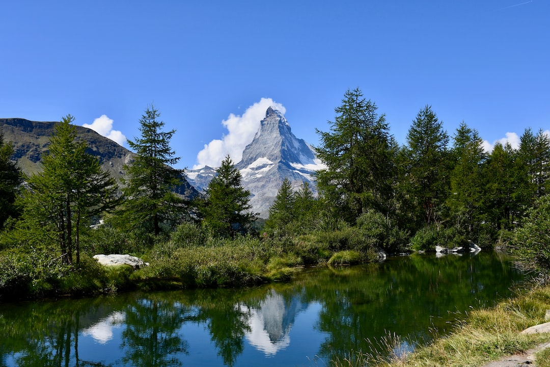 Zermatt five-lake trail - an impressive tour through the mountains of Zermatt.  A wonderful and recommended way to discover the Swiss Alps.