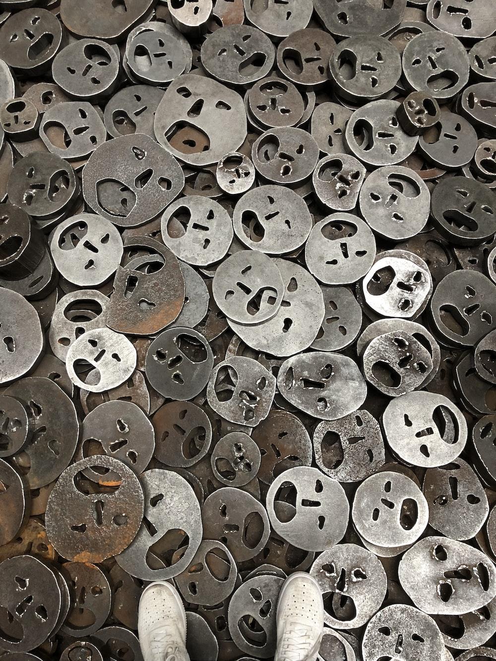 gray steel decors