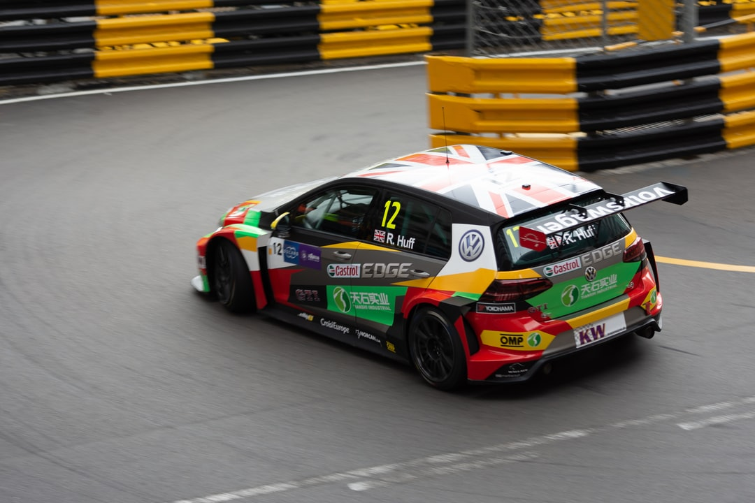 Rob Huff, during Macau Grand Prix, WTCR Race Season Finale 2018 (FO)