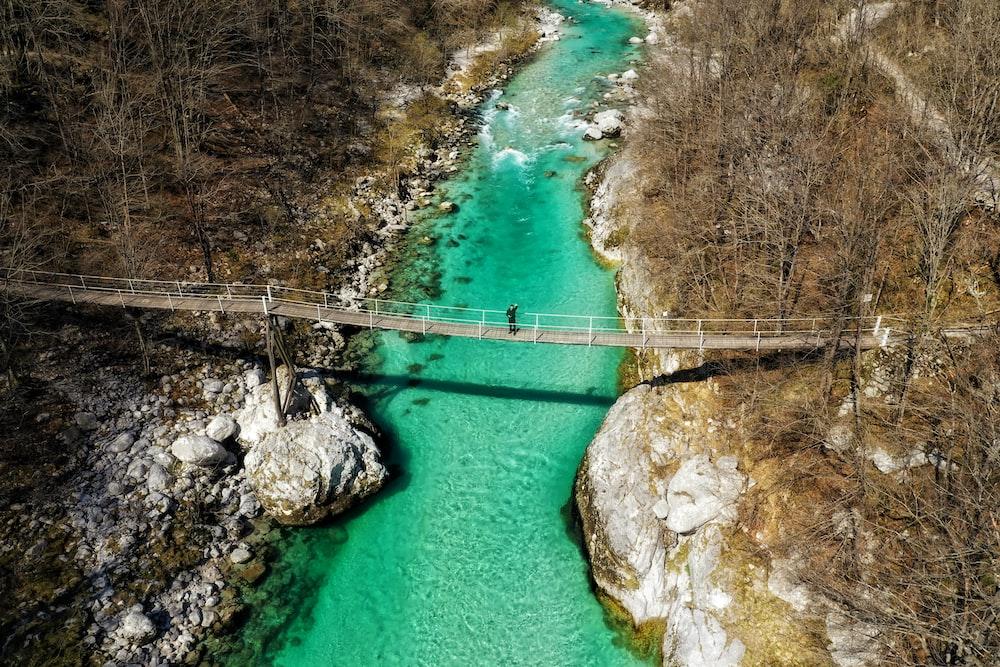 brown bridge during daytime