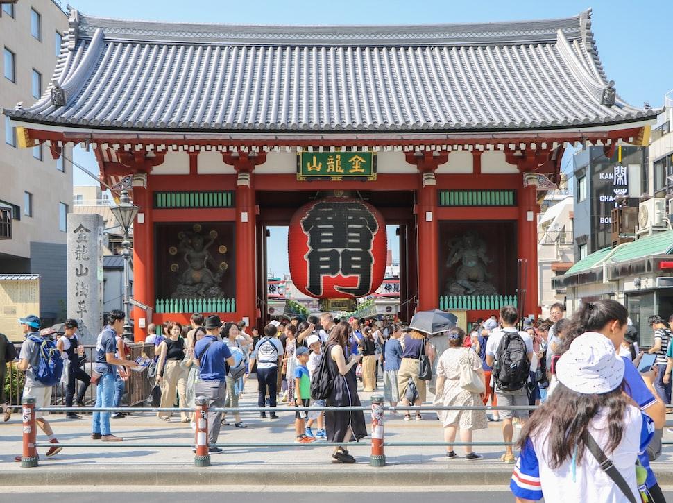 Asakusa senso-ji Japan