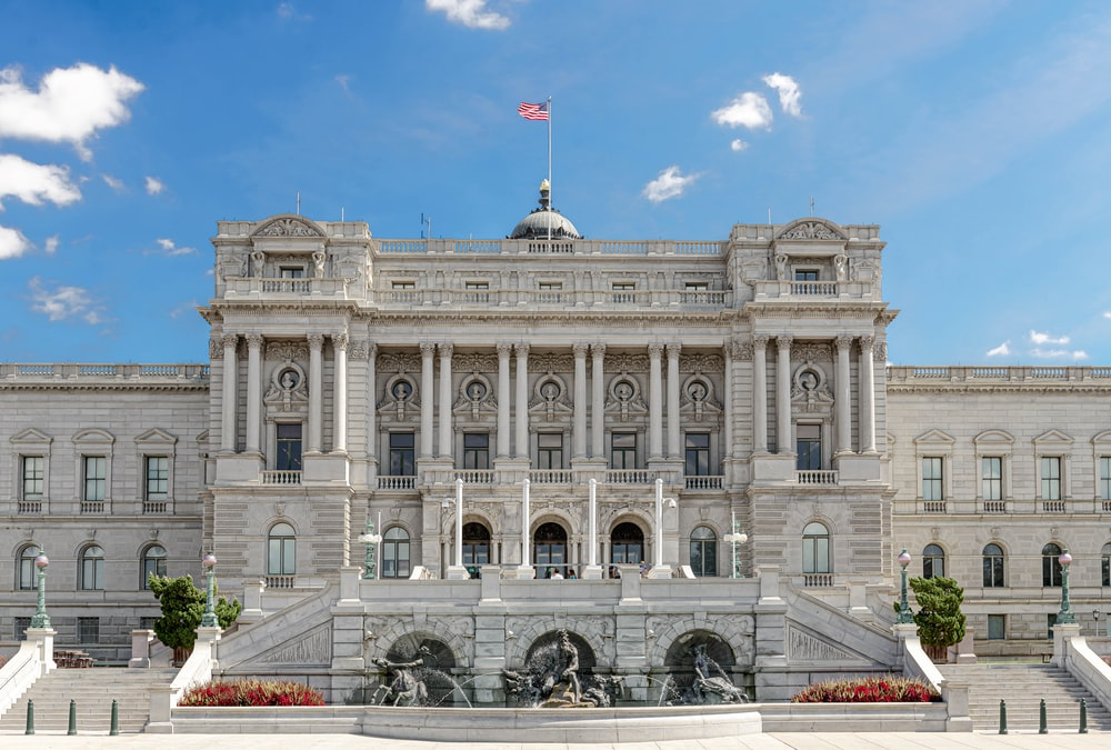 The Library of Congress, United States
