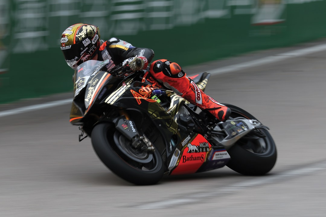 Three-time champion Peter Hickman, during Macau Grand Prix 2018