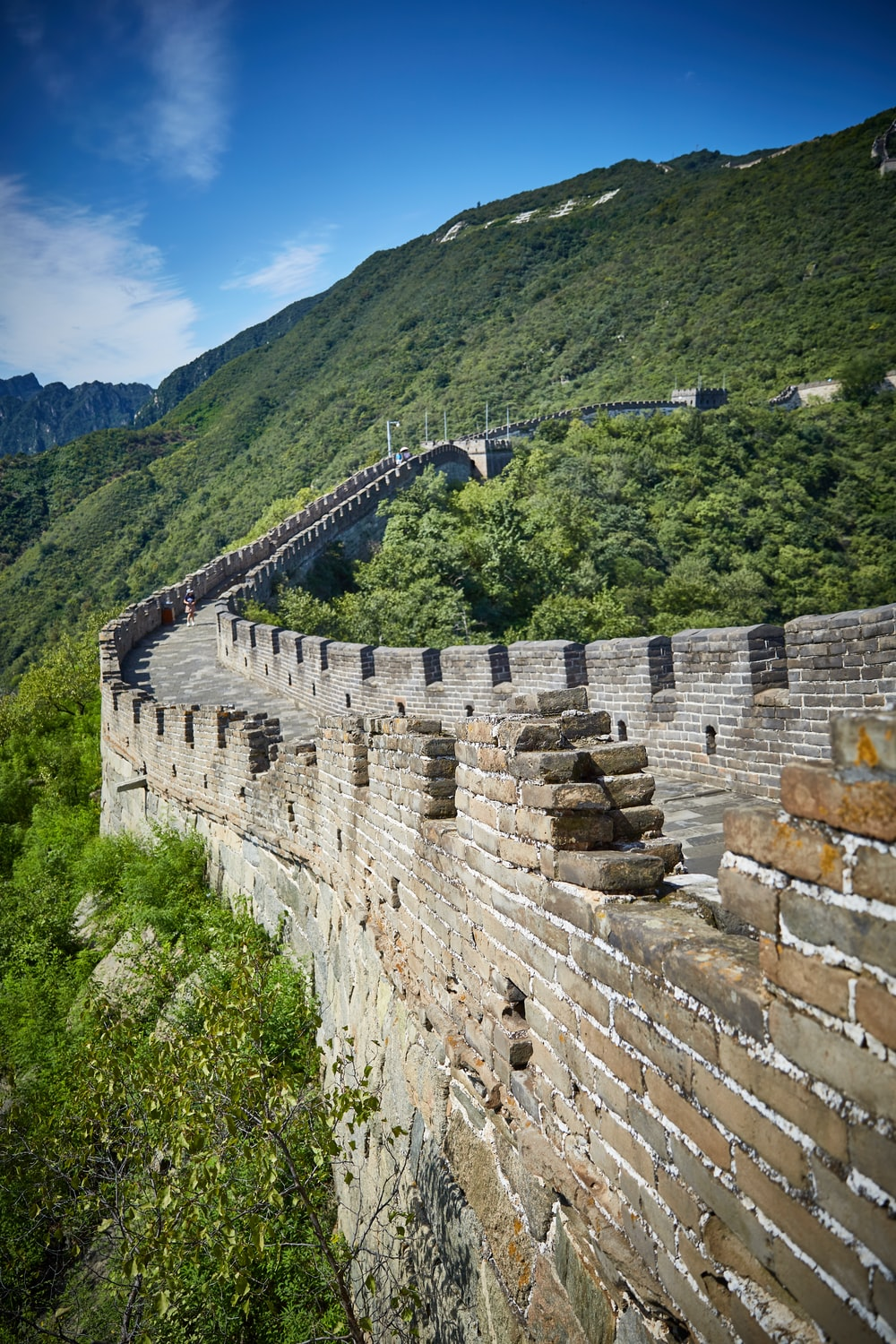 Great Wall of China during daytime