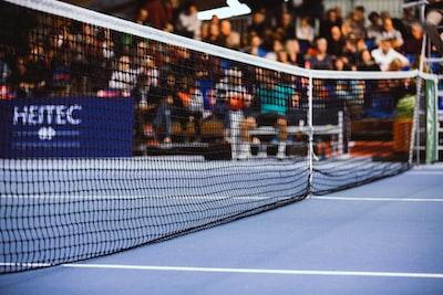 Indoor tennis court – ATP challenger tour Eckental