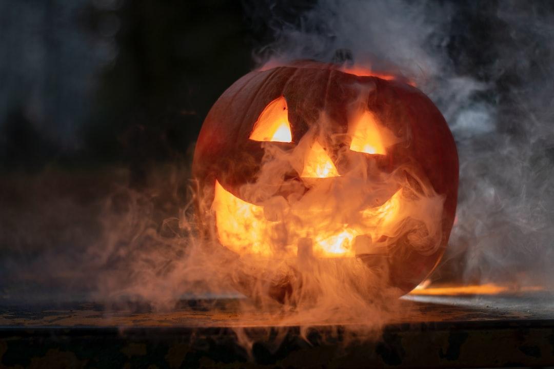 Halloween Hold Up
