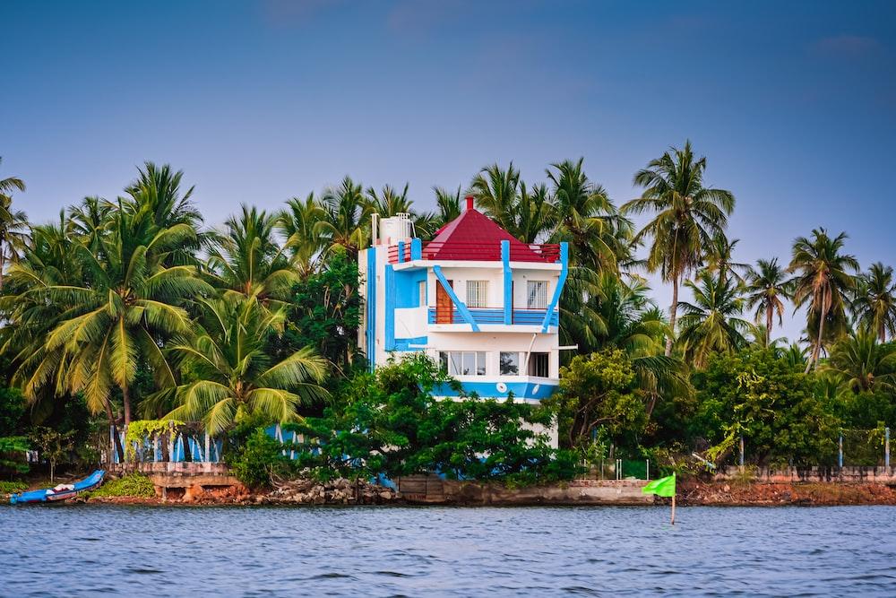 house near beach