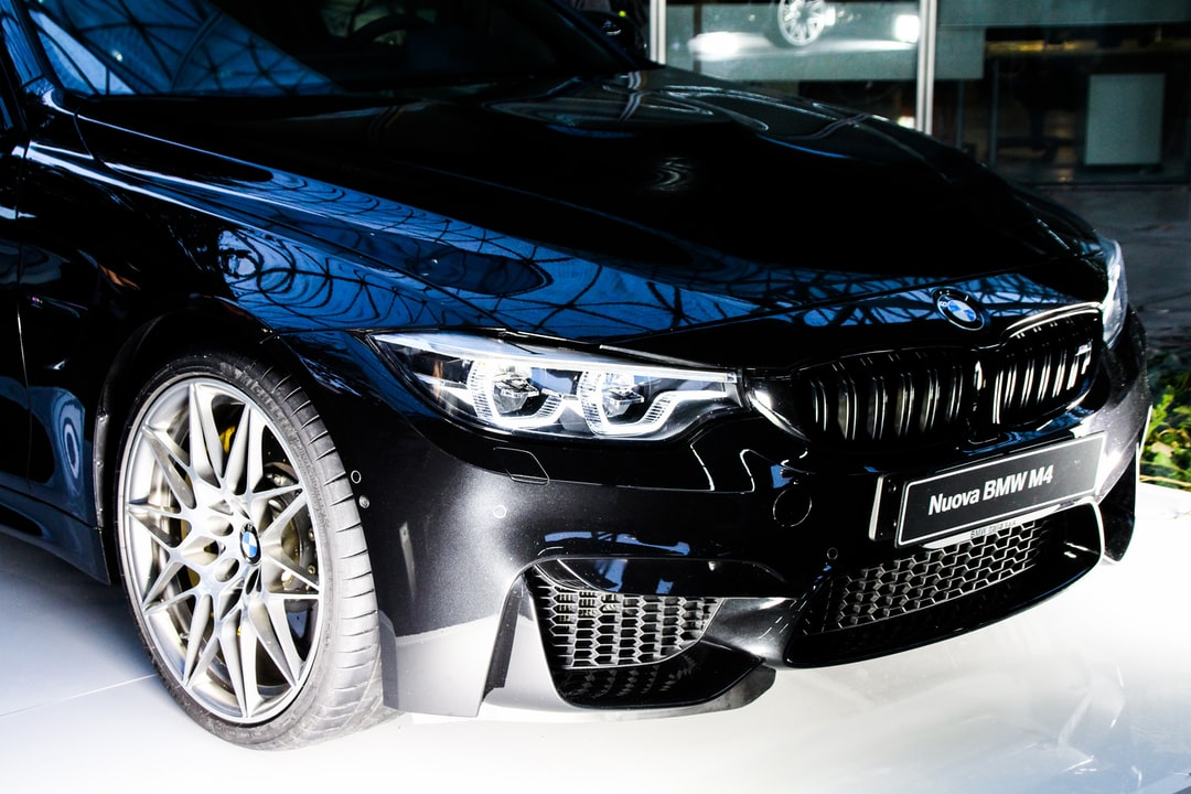 Front of BMW M4