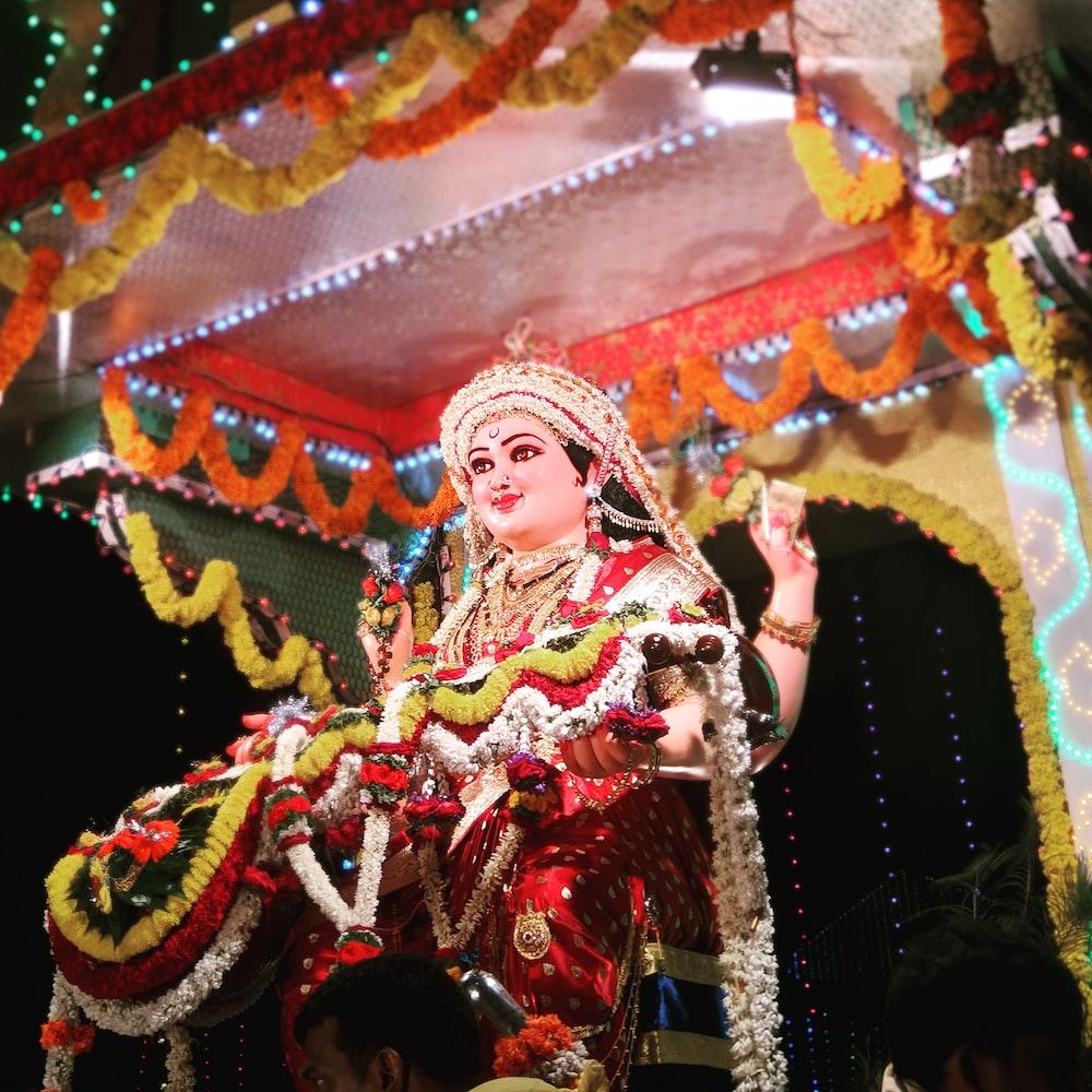 Hindu deity figurine