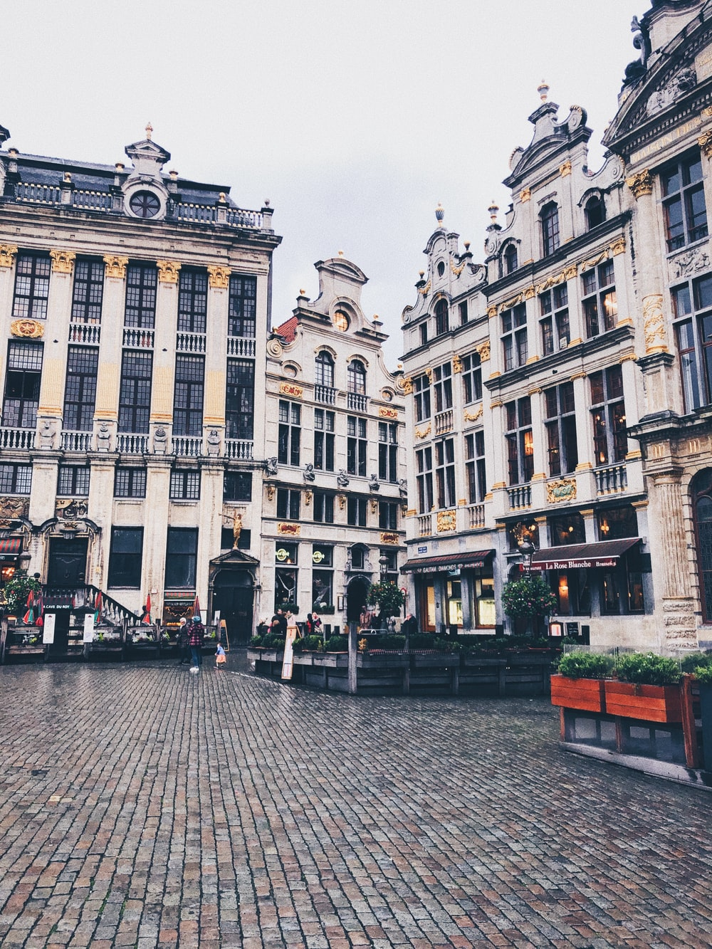 Grand Place of Brussels during daytime