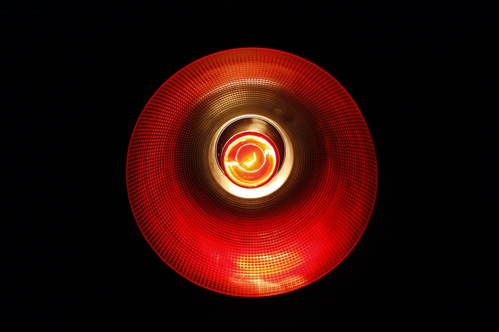 red bulb