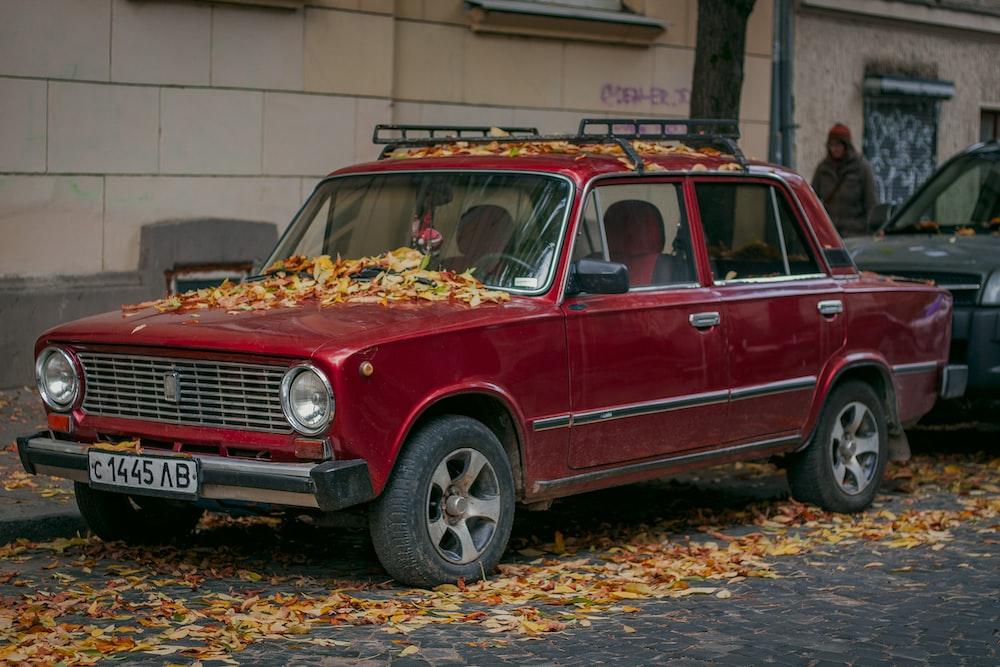 red Vaz 2101