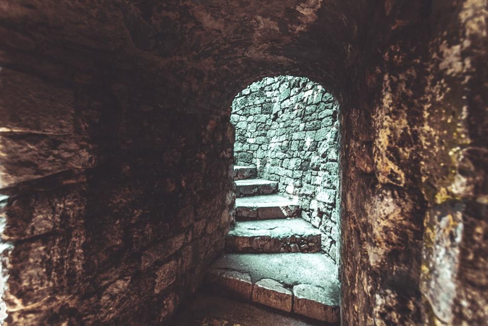 tunnel underground