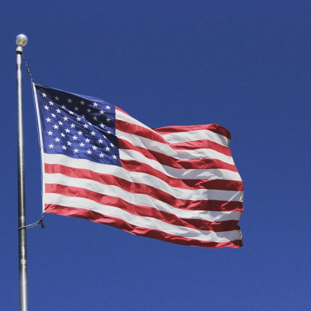 U.S.A flag