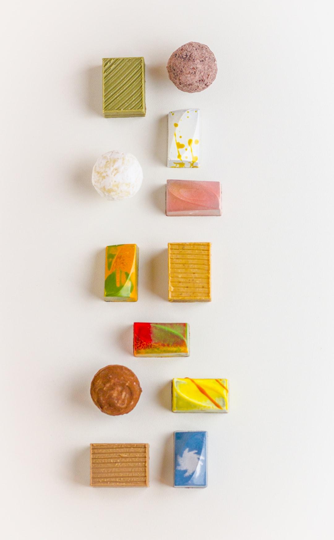 Chocolate bonbons mix