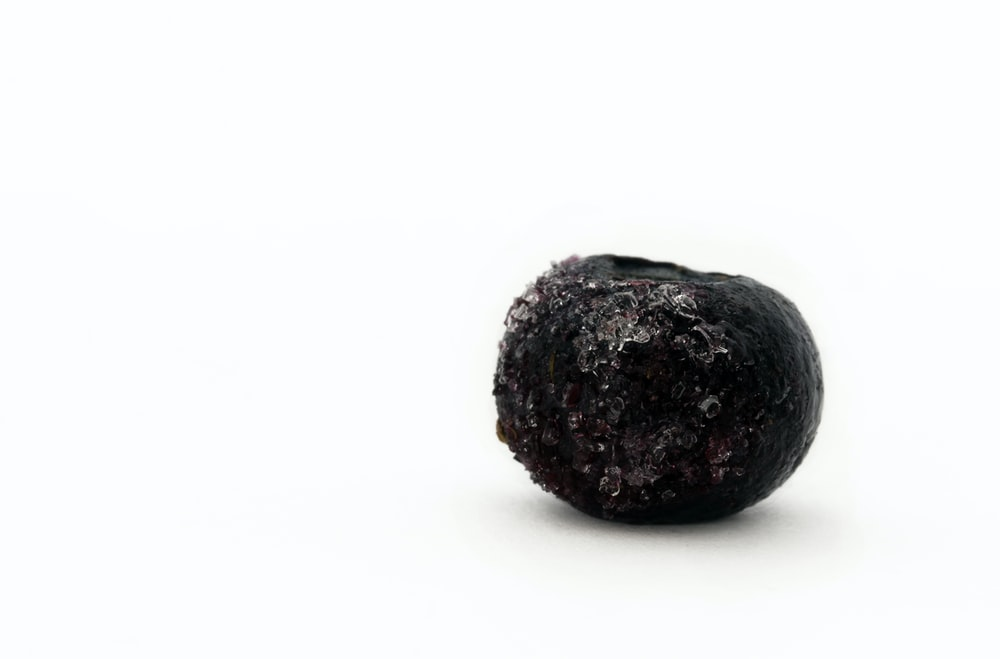 burned fruit