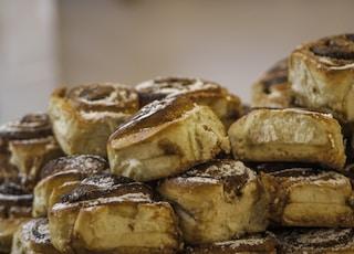 baked bread lot