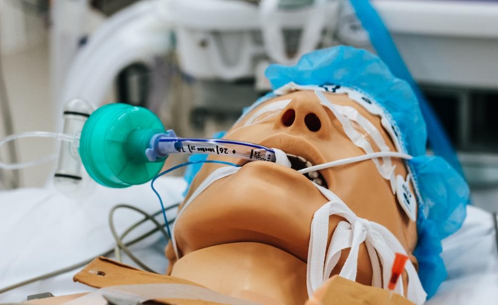 CPR dummy