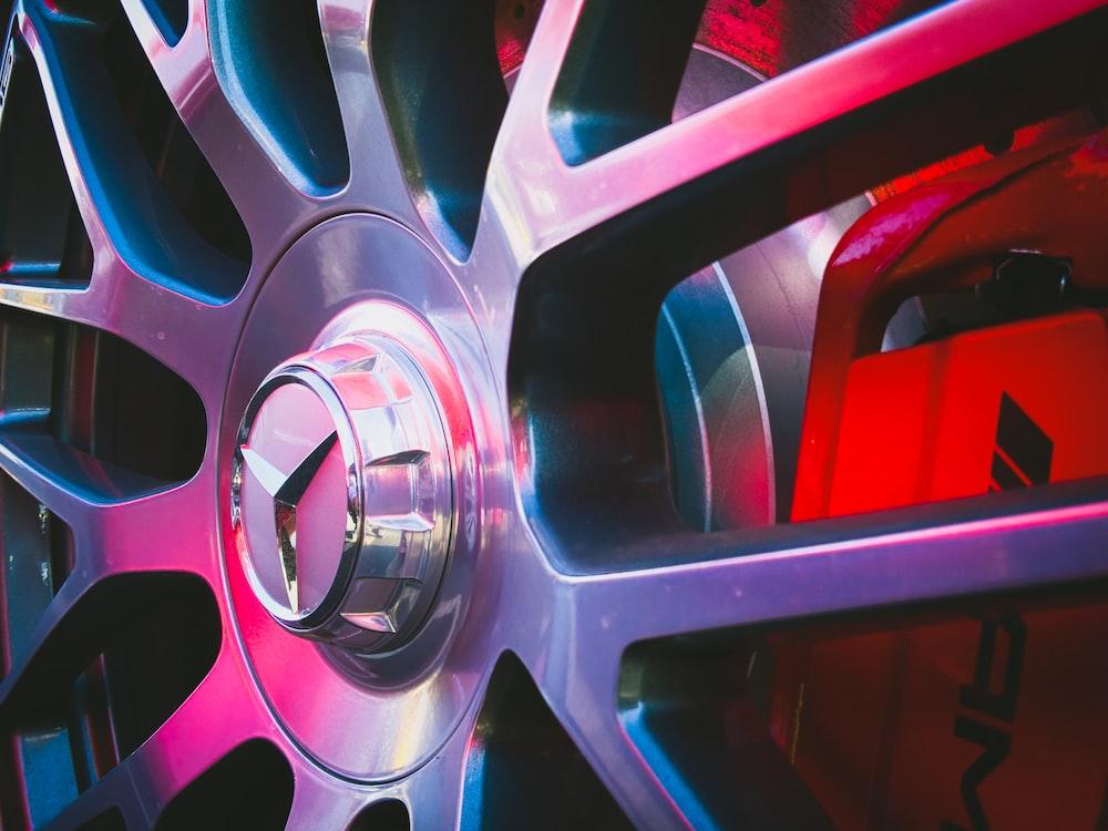 closeup photo of Mercedes-Benz vehicle wheel
