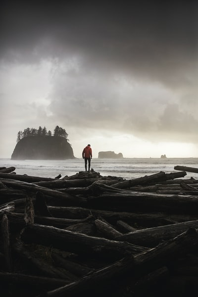The Big Trip | Second Beach on the Olympic Peninsula - Explore more at explorehuper.com/the-big-trip