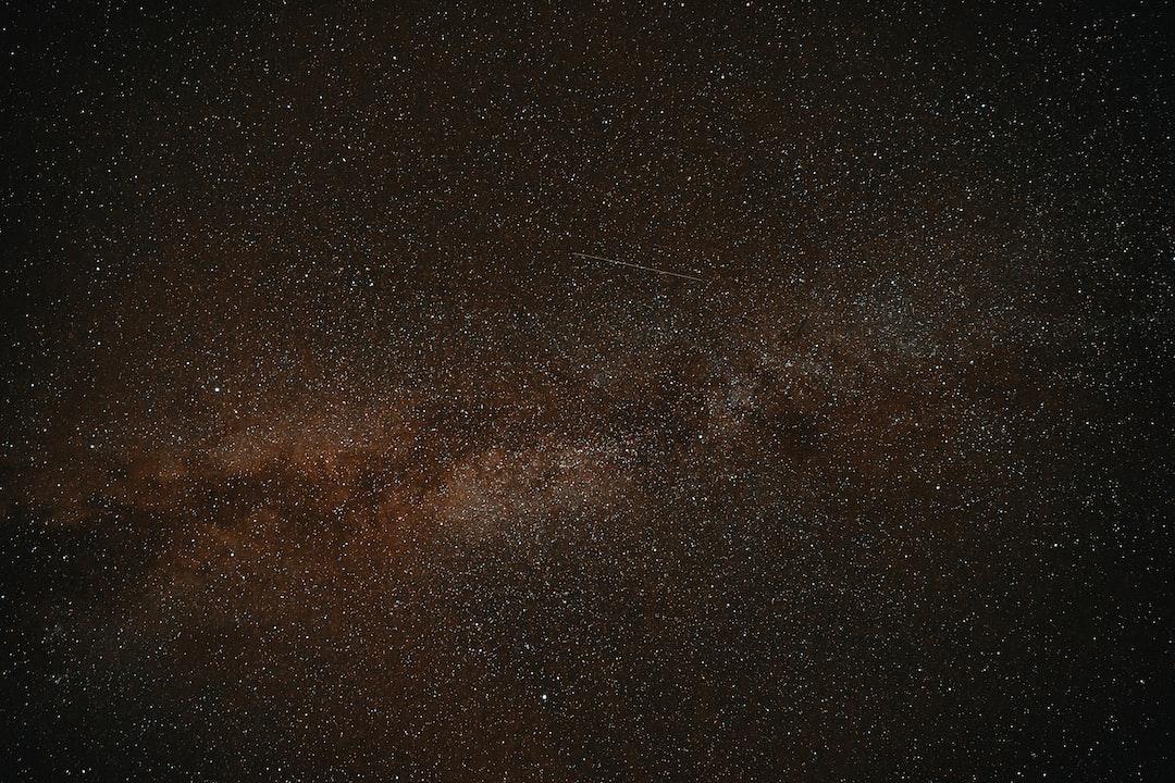 A starlit North Carolina Sky (IG: @clay.banks)