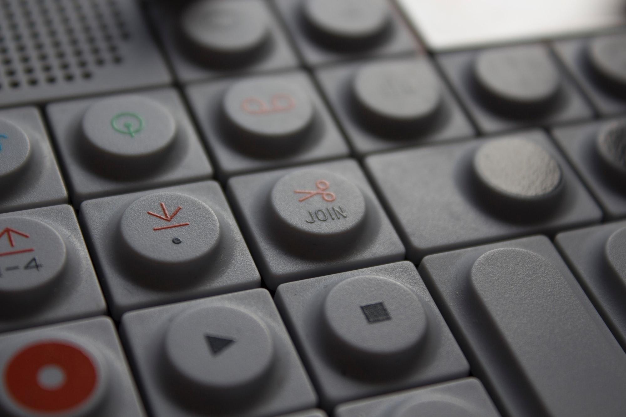 DiY Streamdeck / Macro keyboard