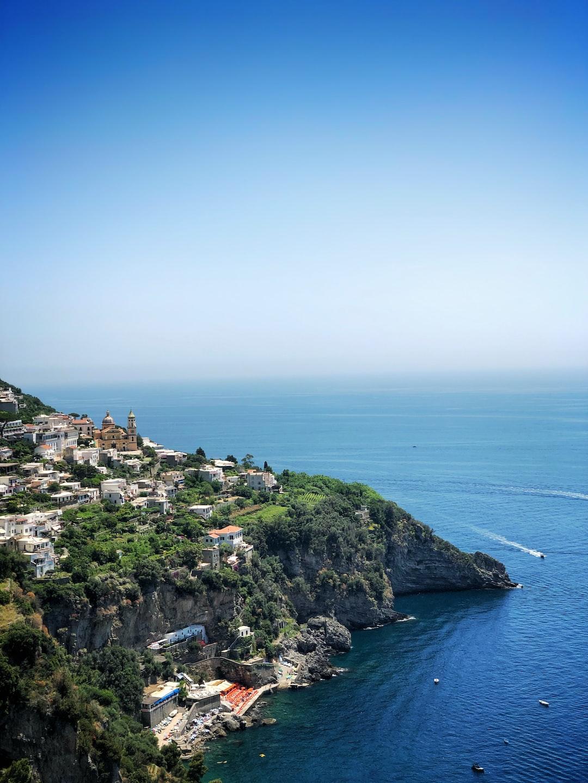 Conca dei Marini, Salerno, Italy Original: https://www.dropbox.com/s/qlpyes8equ7saxj/Positano1.jpg?dl=0