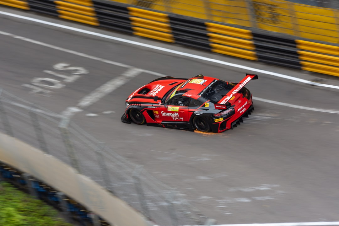 Maro Engel, Mercedes-AMG, during FIA World GT Cup event in Macau (FO)