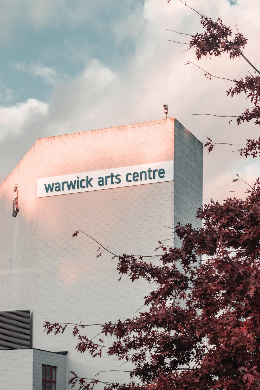 Warwick Arts Centre building