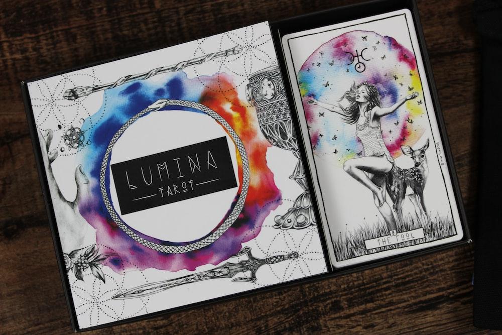 Lumima trading card