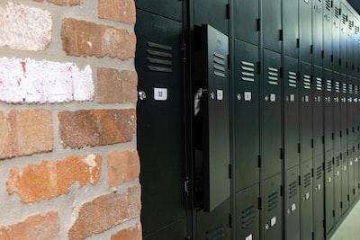 Lockers, Google Sydney