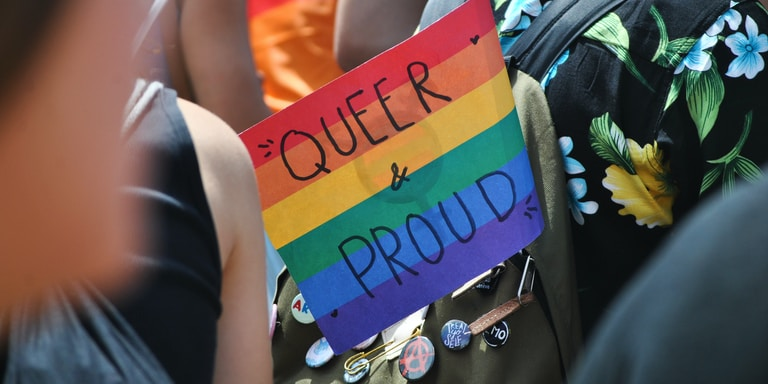 You're Allowed To BeQueer