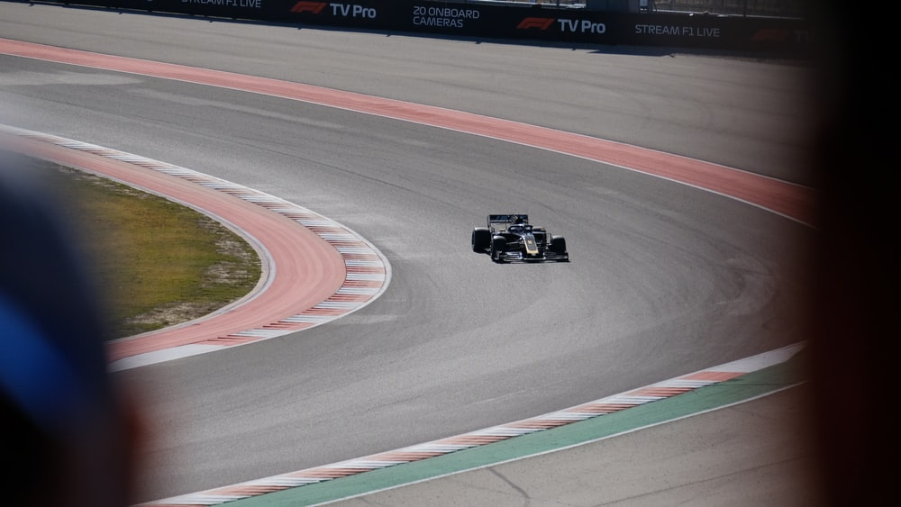 race car during daytime