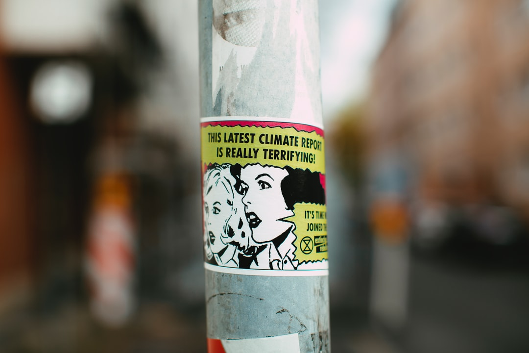 THIS LATEST CLIMATE REPORT IS REALLY TERRIFYING! Fridays for future –climate change protest – civil defense – Extinction Rebellion
