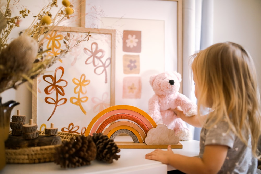 15 Inspiring Wall Décor Ideas for a Kids Room - Articles about Beautiful Decor 2 by  image