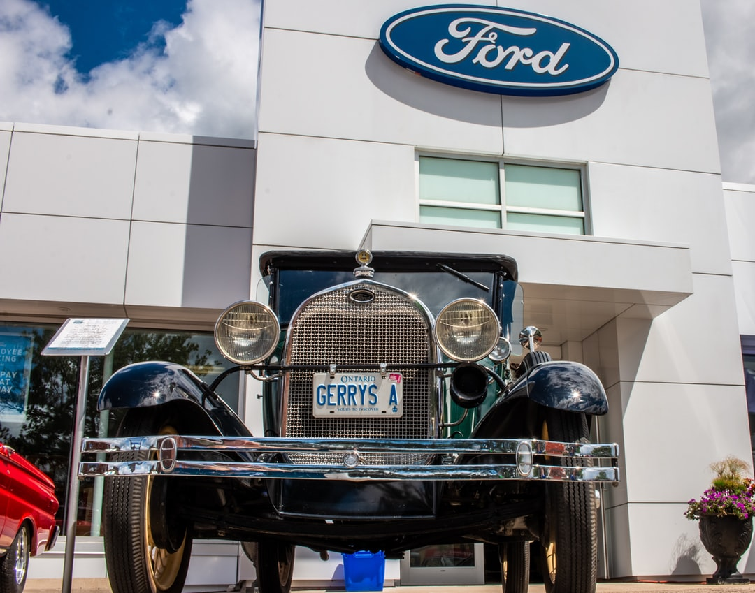 Ford A1