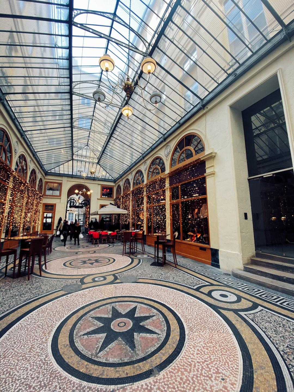 Galerie Vivienne, Paris, France (2019)