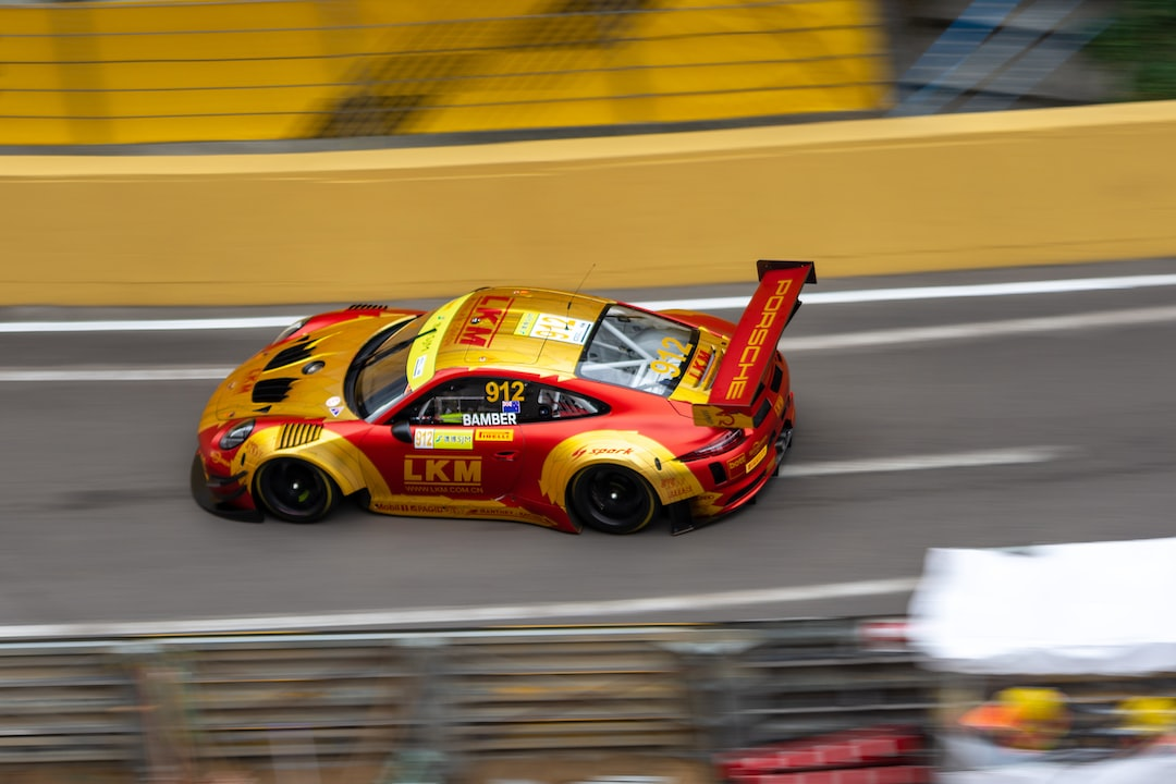 Earl Bamber, Porsche 911 GT3 R  during 2018 edition of FIA World GT Cup in Macau (FO)