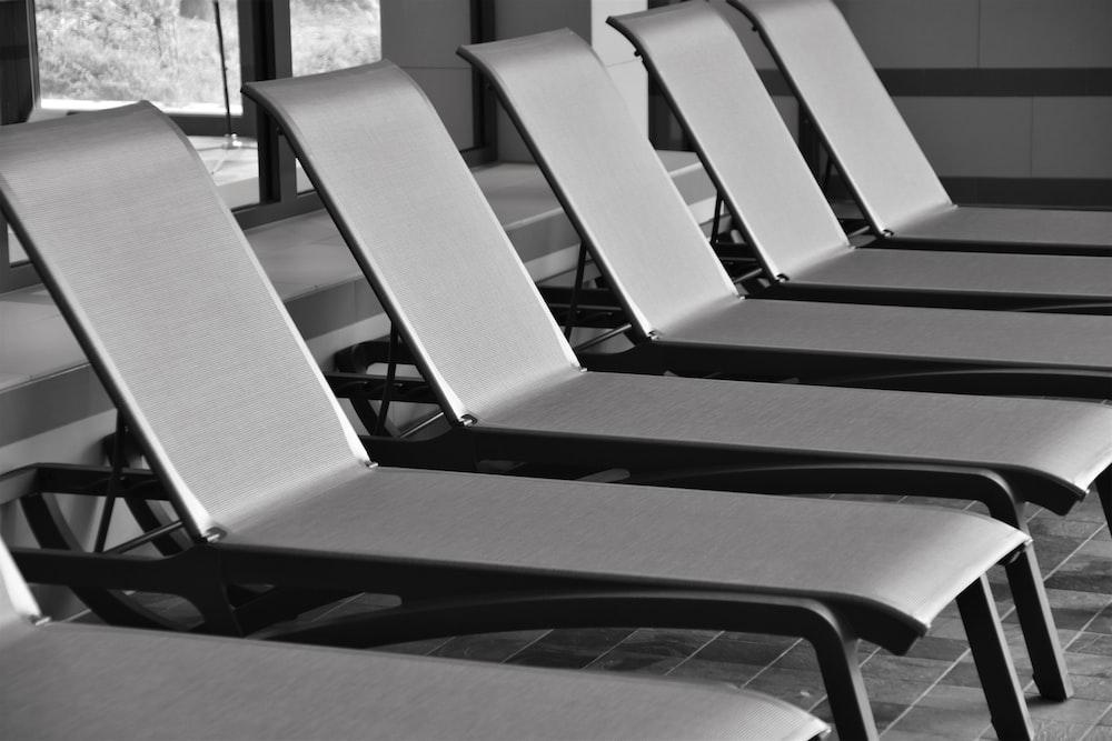 gray gravity chair