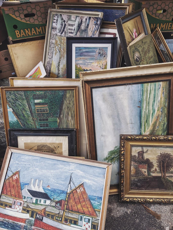 Frames for sale