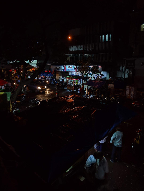 Night market at Malad, Mumbai