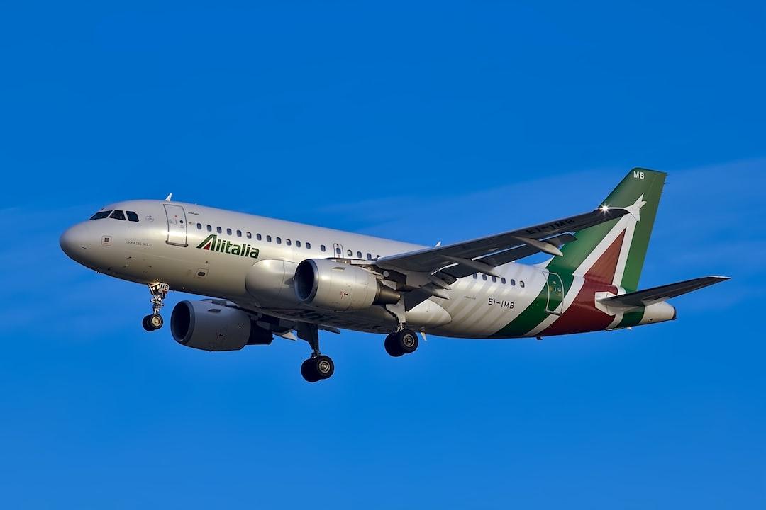 A319 Alitalia