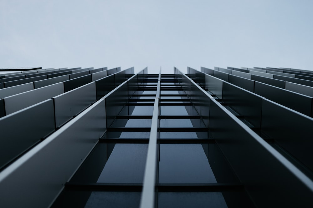 gray high rise building