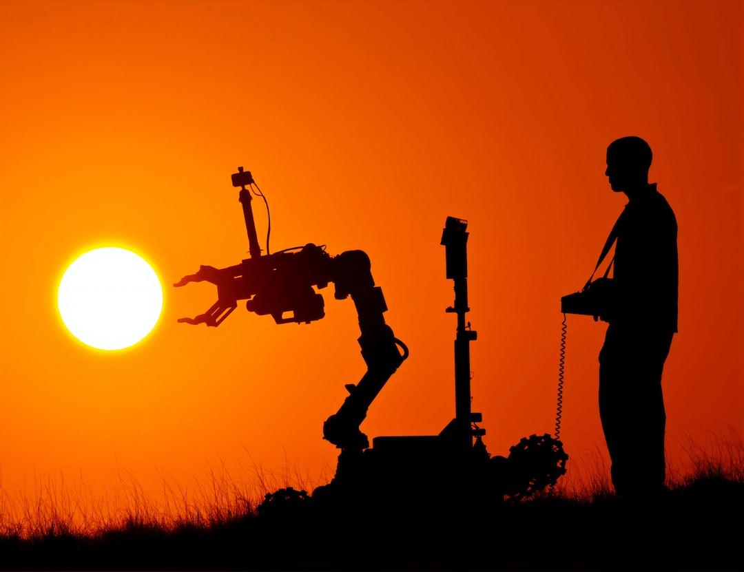 Robotics ETF: Vom Fortschritt der Roboter und Maschinen profitieren